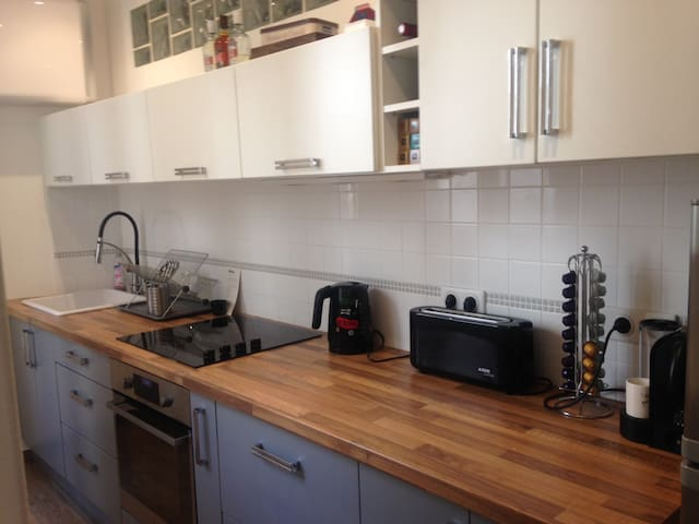 Kitchen (fully furnished)