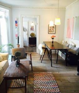 Sunny, modern flat in the center of Copenhagen - 哥本哈根 - 公寓