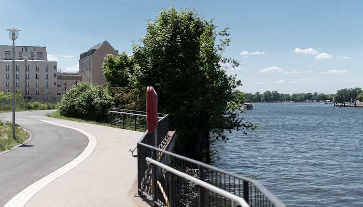 Wohnen am Wasser - in Potsdam und nah an Berlin