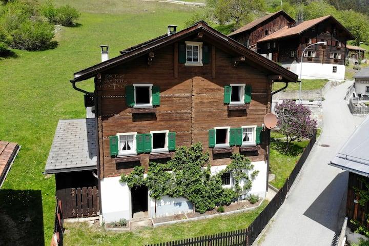 Casa Antonia - Heimeliges Bauernhaus in der Natur