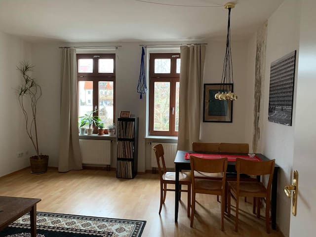 an Apartment in Leipzig
