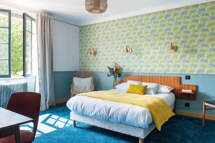 Grande chambre confort