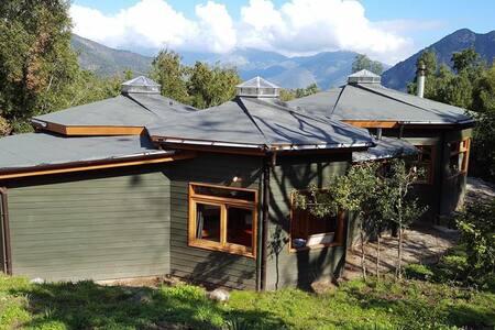 Las Palmas Lodge - Olmue - Dağ Evi