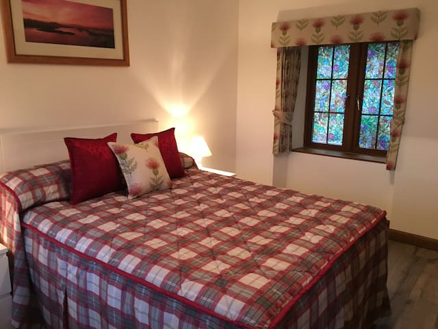 Alderdale, Luss Room 1 Double room en-suite