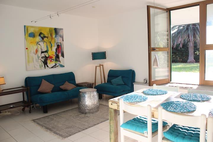 Idyll im Garten - Landhaus Bosch - Sant'Ilario - Apartment