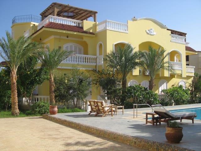 "Villa ""Shahrazad"" - Qesm Hurghada - Villa"