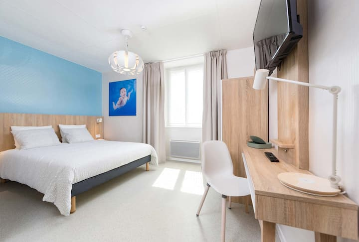 Air de Famille, côté Châtillon, chambre double****