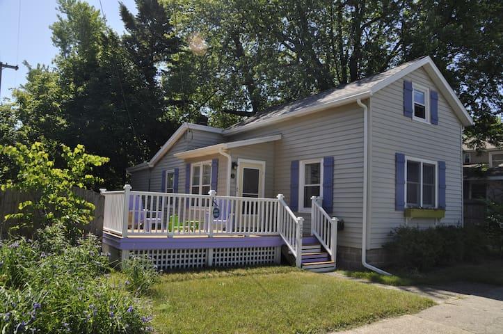 Ruth's Retreat - cozy & close to it all! - Grand Haven - Casa