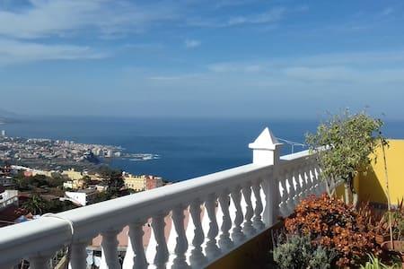Impresionantes vistas... - Santa Úrsula