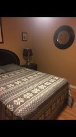 1 BR with 1 Queen Bed in home sweet home