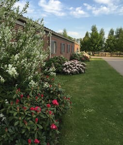 Holiday apartment at the Dressage stables - Gilten - Apartmen