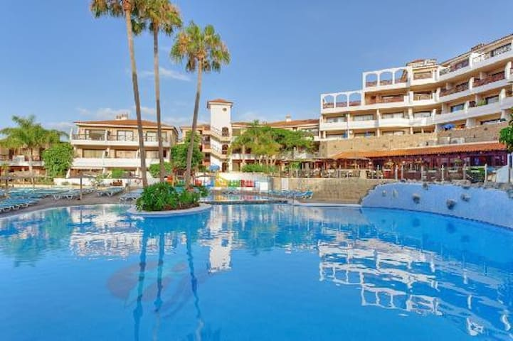 Penthouse apartment for great Holiday by the Ocean - Santa Cruz, Teneriffa - Huoneisto