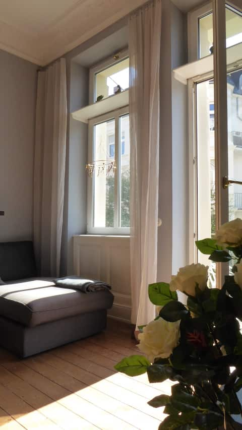 Charming domicile in the heart of Wiesbaden
