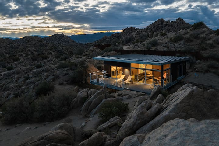 Rock Reach House - Yucca Valley - House