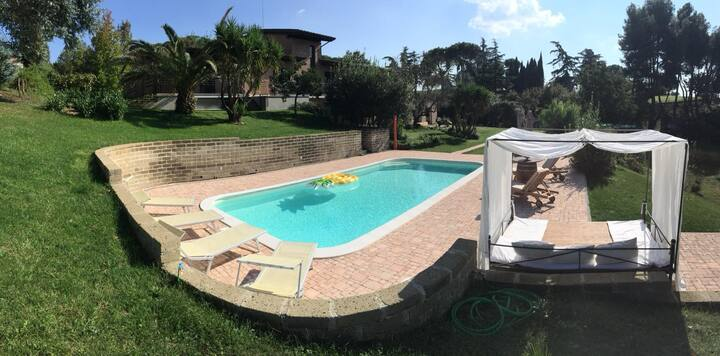 Villa Mirtilla - Bed&Pool (2 people up to 5)