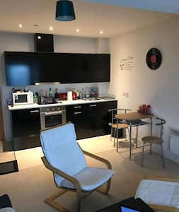 Friendly nice flat with Free private carpark