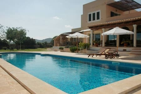 Luxury and serenity with seaview - Illes Balears - Casa