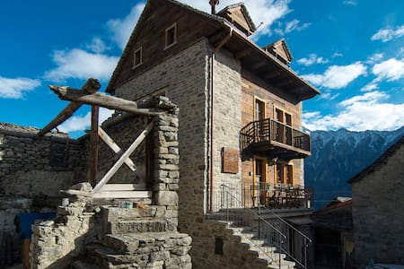 Terrarara, an eco b&b in the Alps - Viceno - Pousada