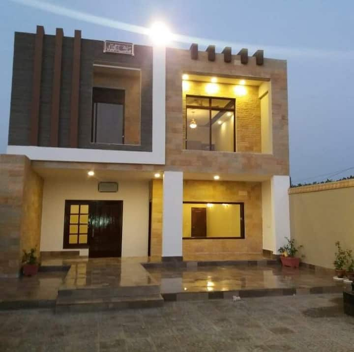 Defence Karachi Sea Facing 4 Bed New House ☆☆☆☆5.0