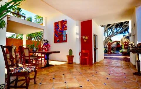 Casa Xochitl I-Peaceful Oasis, a Baja Experience
