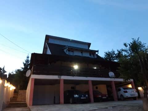 House in Suceava, Bucovina, near to Gura Humorului