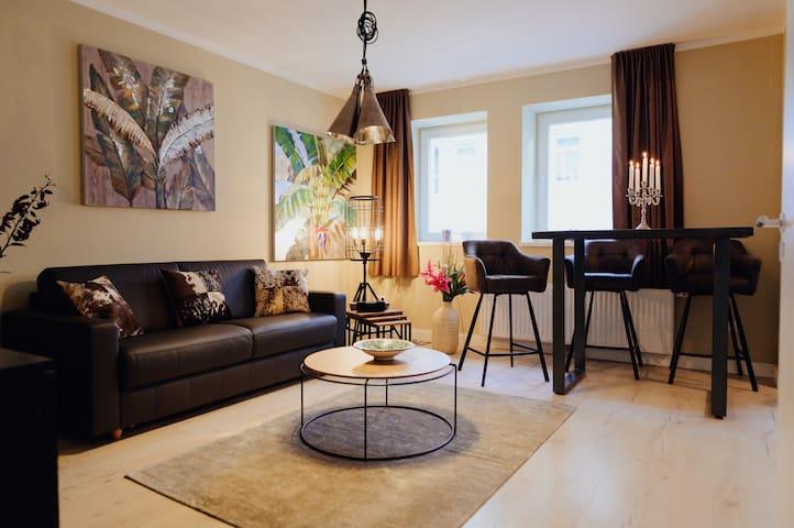 Gehobenes 2-Zimmer Appartement in zentraler Lage