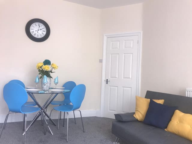 Coastal Apartment available for keyworkers