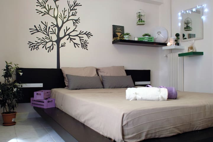 Cute apartment in the historic center of Athens - Athina