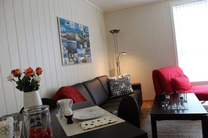 Svalbard Apartment - i hjertet av Longyearbyen - Longyearbyen - Квартира