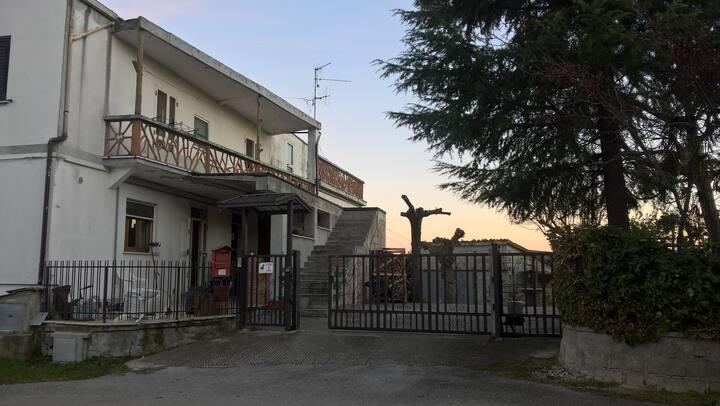 Appartamento  in collina nel cuore dell'Abruzzo