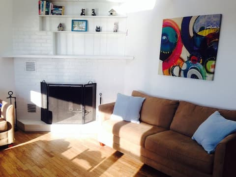Montauk Oceanview with Fireplace