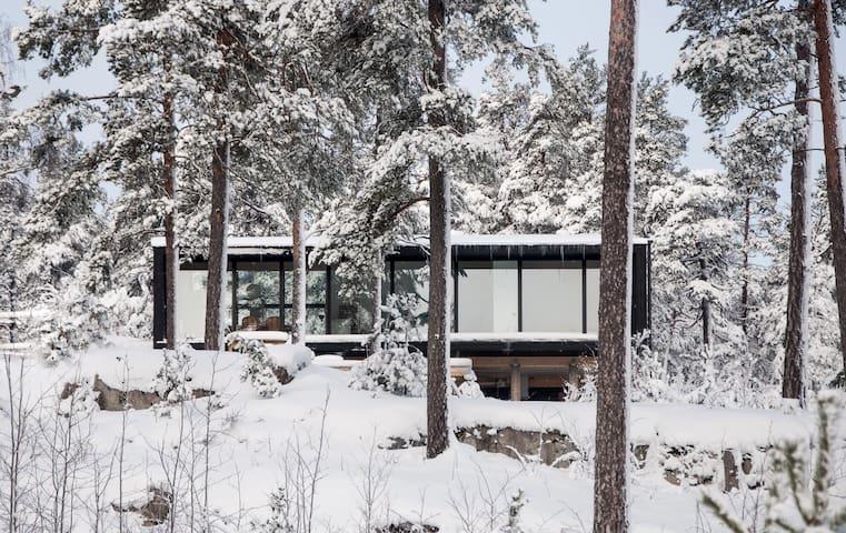 Architects getaway in Sthlm Archipelago