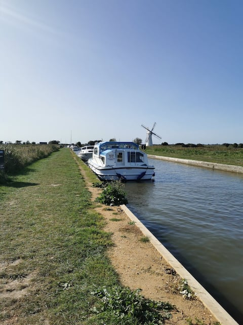 A welcoming Home for Norfolk Broads or City Break.