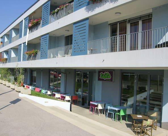 Apartment Lent at river Drava - maribor - Leilighet