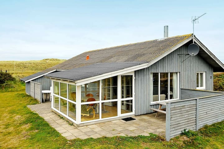 Luxurious Holiday Home With Naturalistic Views in Harboøre
