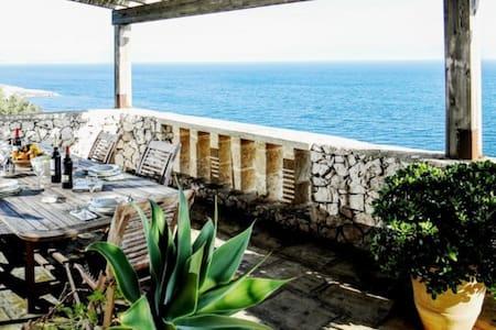 Amazing Villa with direct access to the Sea - Contrada Guardiola - Villa