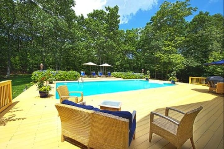 Magnificent East Hampton Home-Perfect For Families