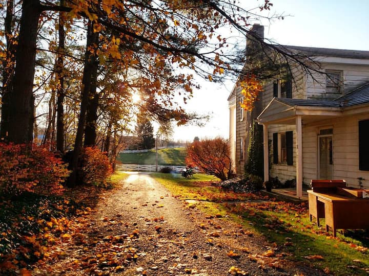 Charming 19th Century Farmhouse