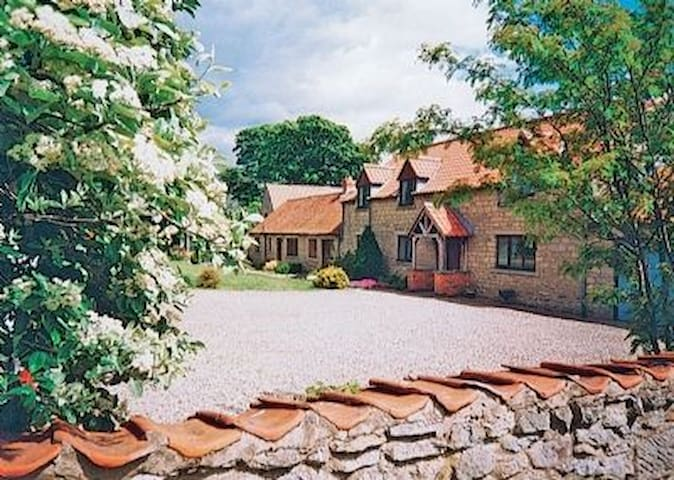 1 Manor farm cottage YO17 8SL