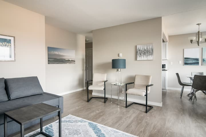 Sparkling Renovated Apartment in Chilliwack