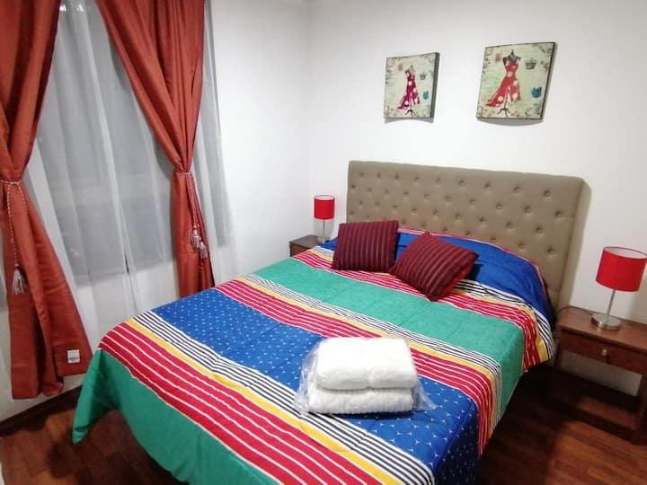 Santiago Moneda Suites 1802