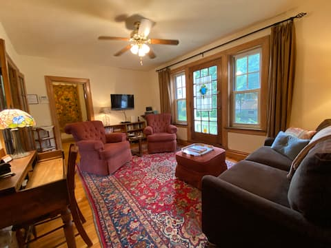 Shaw Guest Suite: Belle on Tower Grove Park