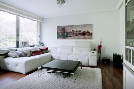 Relaxing apartment with great view near citycentre - Lakás