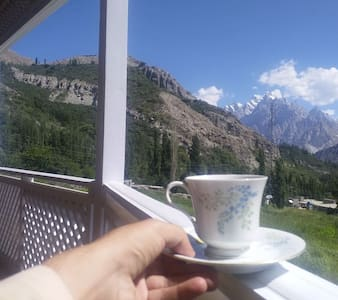 "KERCH ""The last human resort"" Gulmit Hunza"