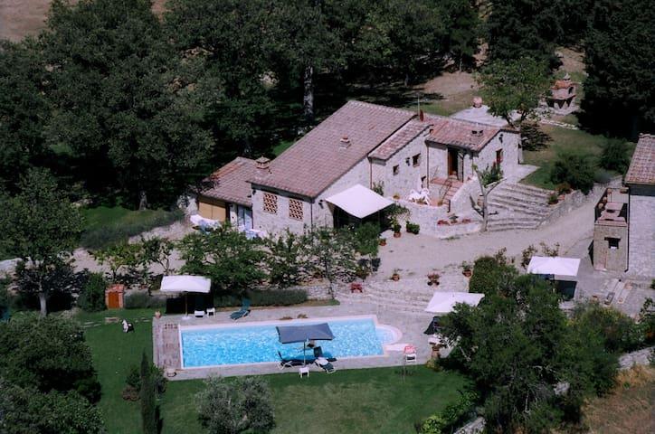 """""""Casadellida""""  Nice Villa in Castellina in Chianti - Castellina in Chianti - Appartement"""