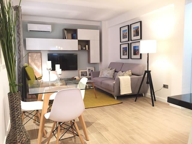 New luxury house! Nuevo Piso de lujo en el centro. - Málaga - Outro