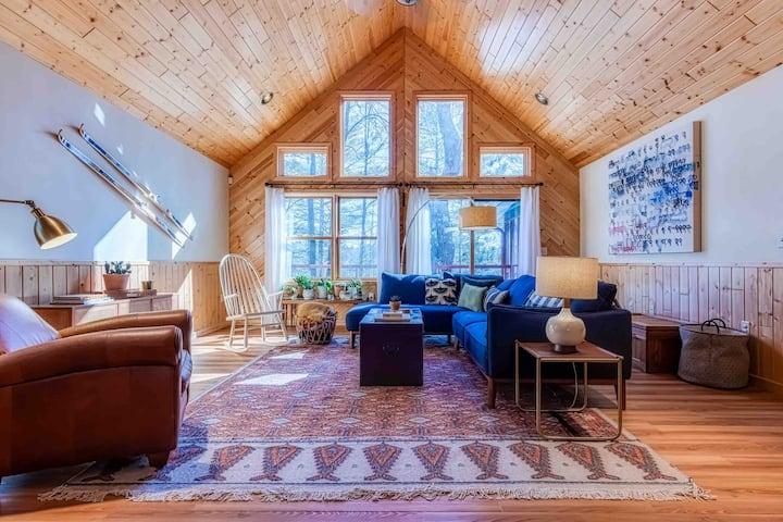 Tallkabin - Mid-Century Cabin under 2hrs from MSP