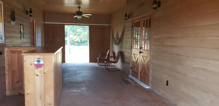 Breezeway at the Lake