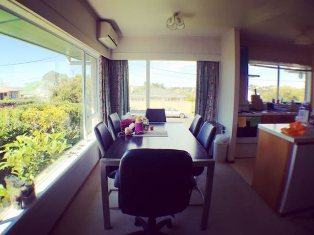Local Experience on the Shore - Auckland - Hus
