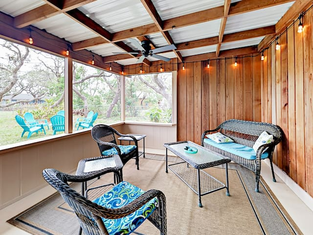 Live Oak Retreat, Zen 2BR w/ Lanai